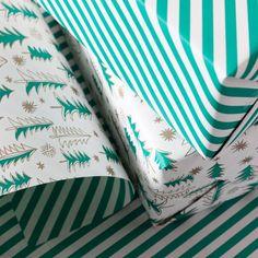 Trees + stripes! #splendidholiday
