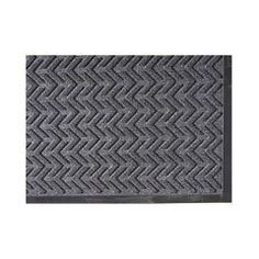 Ecoplus Indoor Scraper Wpr Mat Hvy 45X70 Cha by LUDLOW COMPOSITES CORP.. $138.12. Safer. cleaner floors thanks to a mat design that aggressively scrapes away debris. Durable. crush-resistant reinforced fiber pattern and raised rubber edging retain water and dirt. eliminating run-off. Non-skid backing holds mat to the floor. Backing made from Nitrile/Rubber blend with 15% post-consumer recycled rubber tires. Top fibers made from 100% recyclable PET polyester. Contri...