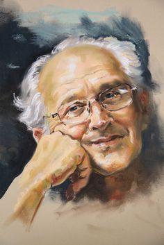 PASTEL PORTRET, OLEJ PORTRET, ręcznie rysowane portret i RODZINNE rysunków Bogra