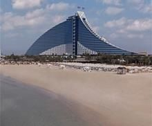 Jumeirah Beach Hotel is the original luxury playground for families in Dubai, with beautiful sea views, world-class dining, a private beach and kids' club. Jumeirah Beach Hotel Dubai, Beach Hotels, Hotels And Resorts, Playground, World, Building, Travel, Beautiful, Children Playground