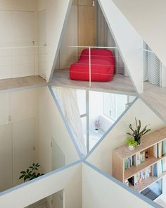 modern interior design with open layout