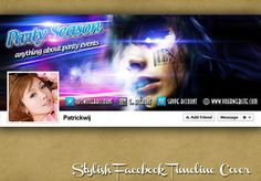 Create STYLISH Facebook Timeline Cover at http://fiverr.com/patrickwij/create-2-stylish-facebook-timeline-cover-only