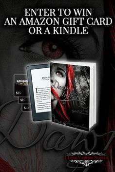 Win up to $25 in Amazon Gift Cards or a Kindle eInk from Author Eileen Cruz Coleman http://www.ilovevampirenovels.com/giveaways/win-25-author-eileen-cruz-coleman/?lucky=415672