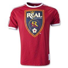 Real Salt Lake Classic Trefoil T-Shirt  #Real Salt Lake