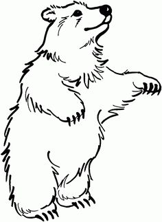 Bear Face Coloring Pages from Bear Coloring Pages. On this page, you will find bear coloring pictures. There is a huge hilarious of bear coloring picture to print and color. Bears can be recognized by . Family Coloring Pages, Heart Coloring Pages, Animal Coloring Pages, Coloring Pages To Print, Free Coloring Pages, Coloring For Kids, Printable Coloring, Coloring Sheets, Polar Bear Coloring Page
