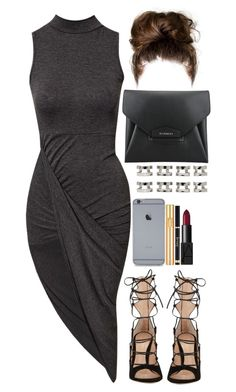 """""""_-_Draft_-_"""" by daisym0nste ❤ liked on Polyvore featuring Club L, Gianvito Rossi, Yves Saint Laurent, Givenchy and Maison Margiela"""