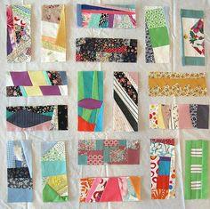 crazy quilt rectangles
