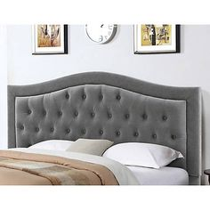 Abbyson Living Jamie Tufted Full/Queen-Size Headboard - BJs WholeSale Club