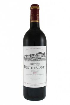Top #wine selection >>> Chateau Pontet-Canet 2000, Pauillac, Bordeaux, France...Follow us on Twitter @TopWinePics