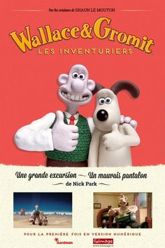 Bande Annonce : Wallace & Gromit  Les Inventuriers