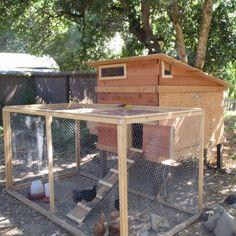 Neuer Selbstversorger-Trend: Hühner halten Alle Bauanleitungen für Hühnerställe. Als feste Hühnerhäuser oder als mobiler chicken tractor.