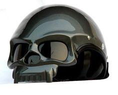 Masei 419 DOT Motorcycle Chopper Open Face Helmet GREY