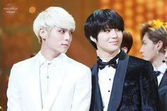 Taemin y Jonghyun