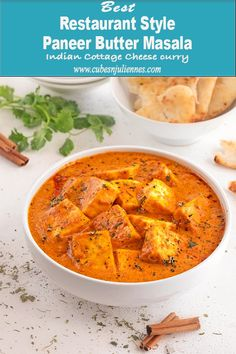 Paneer Butter masala is a remarkable creamy mildly sweet and simplest paneer dish cooked in butter tomato cashew nut gravy spices and cream in restaurant style. Best served with nan parathas jeera rice and pulao. Best Paneer Recipes, Indian Paneer Recipes, Paneer Curry Recipes, Veg Recipes, Kitchen Recipes, Indian Food Recipes, Vegetarian Recipes, Cooking Recipes, Indian Snacks