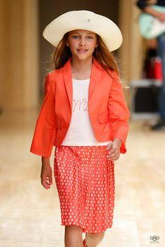 080 Barcelona Fashion Show - Condor SS/2015 Julia Mayer Sugar Kids Agency.