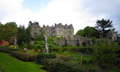 Torosay Castle Gardens