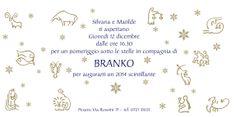 The Best Shops RATTI - Pesaro vi aspetta giovedi 12/12 per un pomeriggio sotto le stelle in compagnia di Branko...