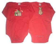 Cute idea for Boy/Girl Twins!