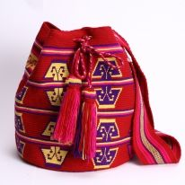 """Photo from album """"Неразобранное"""" on Yandex. Tapestry Bag, Tapestry Crochet, Knit Crochet, Crochet Bags, Tribal Bags, Tribal Patterns, Crochet Squares, Backpack Purse, Vintage Bags"""