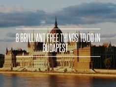 7. #Enjoy the Rush of Kosponti #Vasarcsarnok (Central #Market Hall) - 8 #Brilliant Free Things to do in #Budapest ... → #Travel #Heritage