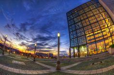 National and University Library, Zagreb, Croatia by Boris Frkovic on 500px