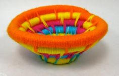 Botswana coil baskets