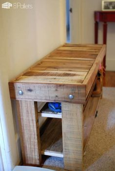 Pallet Shoe Bench Pallet Benches, Pallet Chairs & Stools