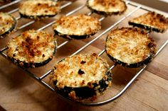 PiTop: Baked Zucchini Chips - you can't have just one.