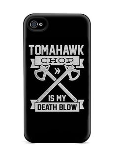 Protect your phone from a major Death Blow with our black phone case for iPhone or Samsung Galaxy S4!     Please note: The iPhone 5C and Galaxy S4 cases may not ship