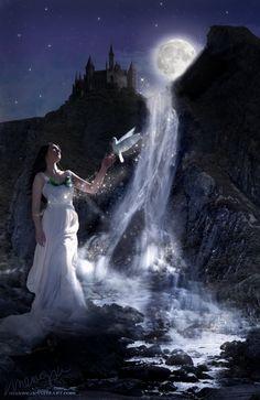 Moon Lake Spirit Guide Mediation
