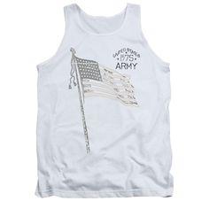 Army - Tristar Adult Tank Top T-Shirt