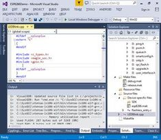 Developing projects for the ESP8266 WiFi chip with Visual Studio | VisualGDB Tutorials