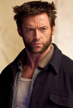 Hugh Jackman as Wolverine Marvel Wolverine, Wolverine Hair, Wolverine Movie, Marvel Comics, Logan Wolverine, Hugh Jackman, Hugh Michael Jackman, Clint Eastwood, X Men