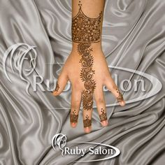 #mehndi designs#Henna#Beautiful#henna#henna tattoo#Mehndhi#henna hands#henna artist#henna designs#herbal henna#tattoo#tattoo henna#rubysalon#Ruby Salon#Huntington