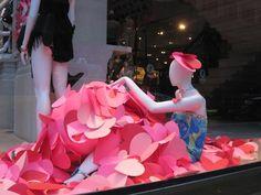 Juicy Couture Window Display 2010