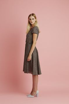 Ingrid Starnes SS15 // Dorris Dress