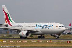 24 SriLankan Airlines Airbus A330-243 4R-ALB