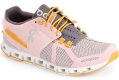 On Shoes 'Cloud' Running Shoe (Women) The most comfortable athletic shoe I've ever had!