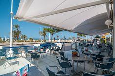 Terraza en la Playa de Gandía - Valencia