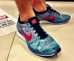 Nike Flyknit Racer Neo Turquoise