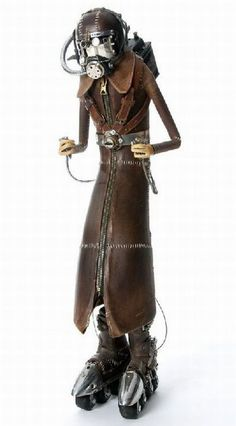 Creatividad de muñecos raros - Taringa!