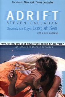 Before The Perfect Storm, before In the Heart of the Sea, Steven Callahan's dramatic tale of survival at sea was on the New York Times bestseller list for more than thirty-six weeks... Adrift - Seventy-six Days Lost at Sea by Steven Callahan. #kobo #ebooks
