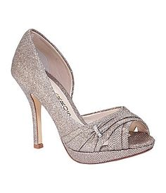 1a070502544a Caparros Arabia PeepToe Pumps Love these shoes