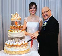Master Chef | Greg Wallace | Hello Magazine Wedding