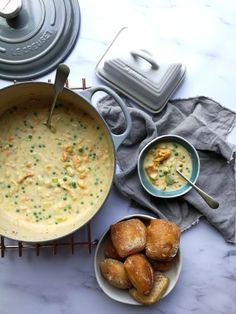 Dairy Free Recipes, Vegetarian Recipes, Healthy Recipes, Haddock Chowder Recipe, Mixed Vegetables, Veggies, Haddock Recipes, Fish Chowder, Chowder Recipes