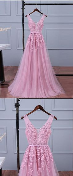 V Neckline Prom Dress,Prom Dresses,Evening Gown, Graduation Party Dresses, Prom Dresses For Teens · BBTrending · Online Store Powered by Storenvy