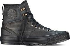 Converse Chuck Tailor Tekoa Boot: Um dos tênis mais icônicos de todos os tempos ganhou um modelo exclusivo, uma bota impermeável.