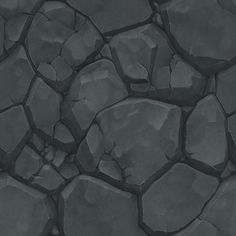 Stone Wall Painted texture. Not done by me though, inspiring: