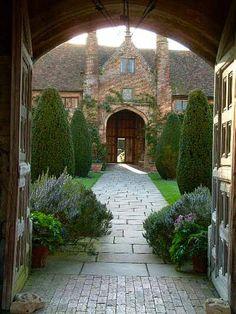 L'Assommoir Sissinghurst, Kent, England by gardenvsw