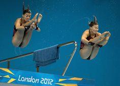 Olympics - diving